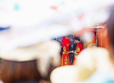 Matrimonio Tradicional Chino