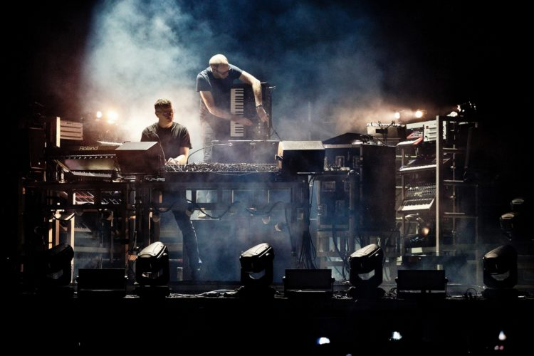 : : The Chemical Brothers : : Festival Soñar +D : :